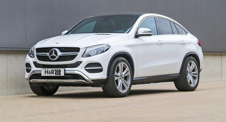Anzeige, H&R Mercedes GLE 350d
