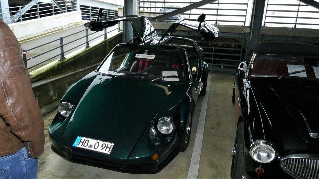 Apal Corsa Coupe auf der Bremen Classic Motorshow 2020