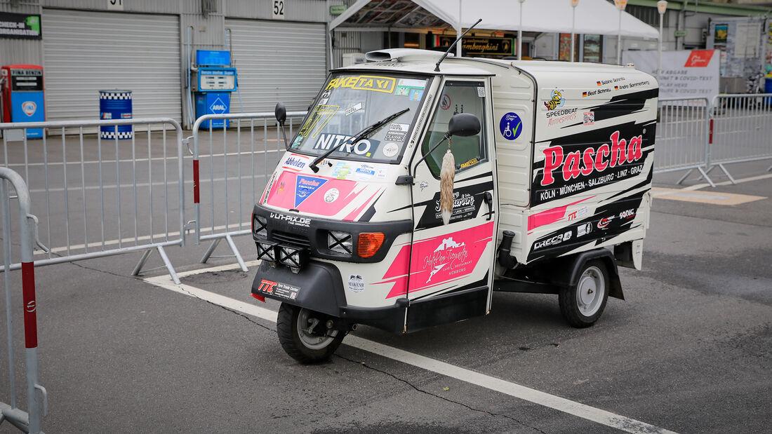 Ape - Fanautos - 24h Rennen Nürburgring - Nürburgring-Nordschleife - 4. Juni 2021