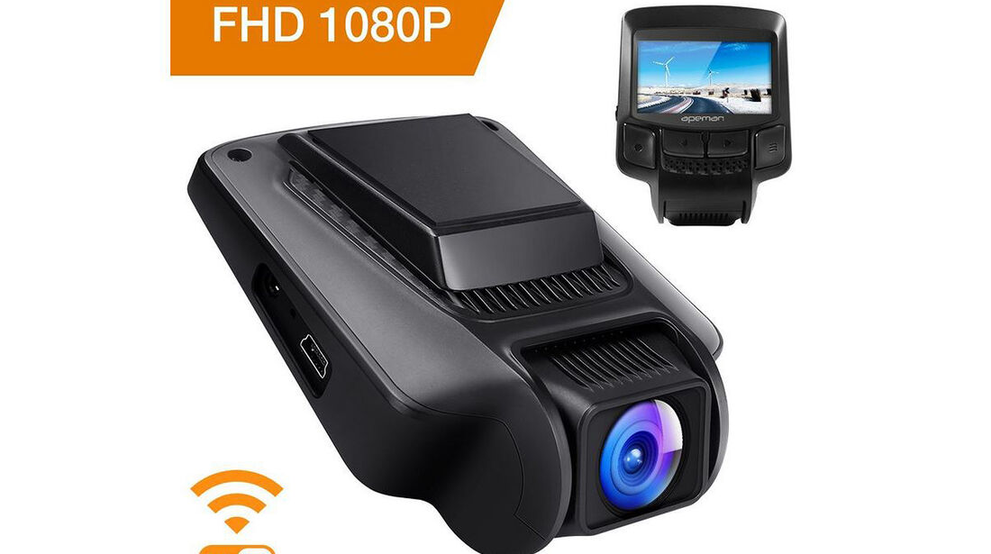 Apeman Dashcam WiFi