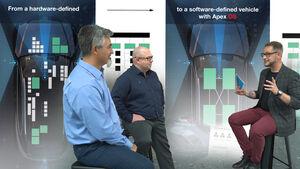 Apex AI Interview Jan Becker Serkan Arslan Kongress 2021