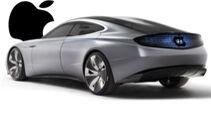 Apple Car Hyundai Symbolbild Prototyp Concept