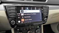 Apple Carplay, Skoda Superb, Infotainment