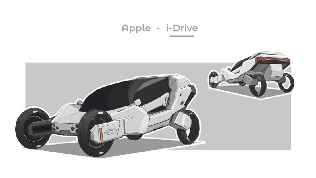 Apple I-Drive