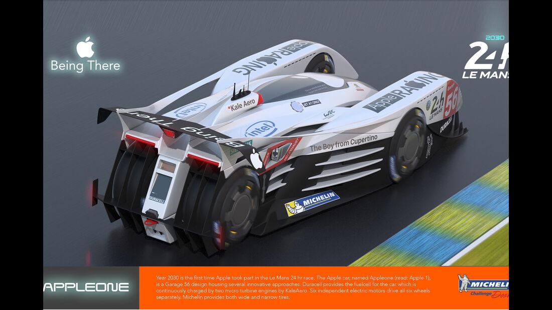 Appleone - Le Mans 2030 - Michelin Challenge Design - Motorsport
