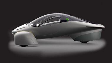 Aptera USA Elektroauto Reichweite Konzept 2e 2020