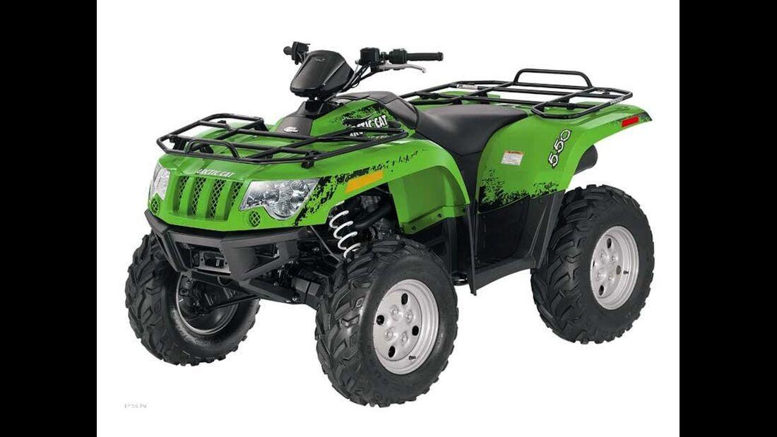 Arctic Cat ATV 550