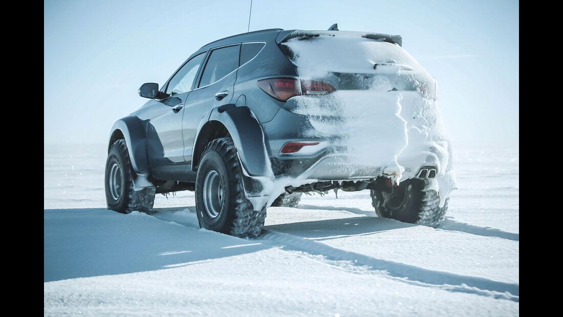 Arctic Trucks Hyundai Santa Fe