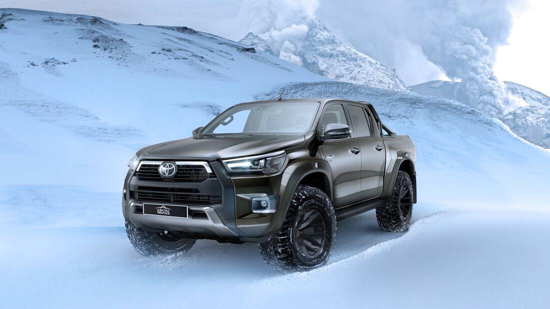 Arctic Trucks Toyota Hilux AT35