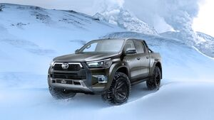 Arctic Trucks Toyota Hilux AT35
