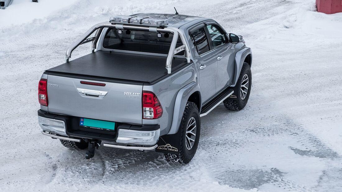 Arctic Trucks Toyota Hilux AT37