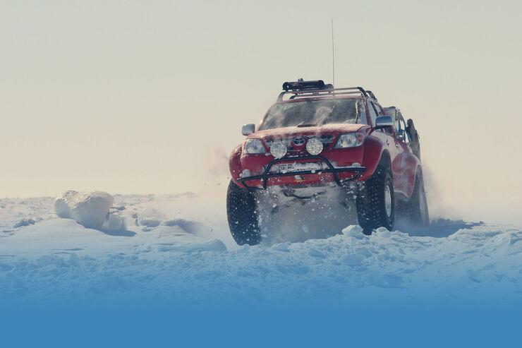 Arctic Trucks Toyota Hilux