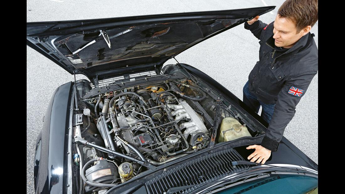 Arden-Jaguar AJ2, Motor
