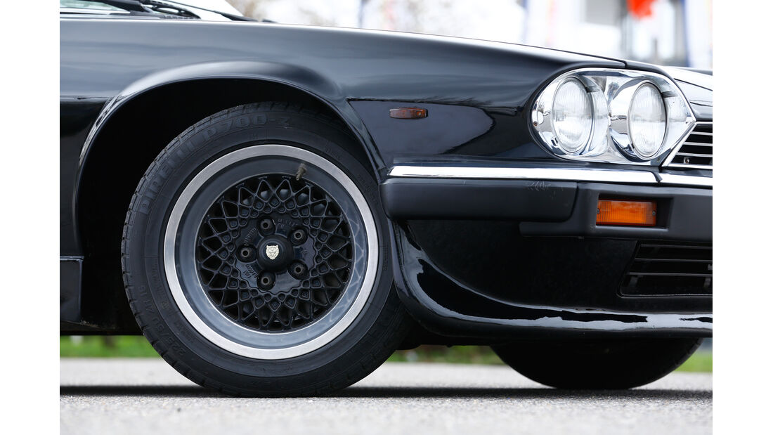 Arden-Jaguar AJ2, Rad, Felge