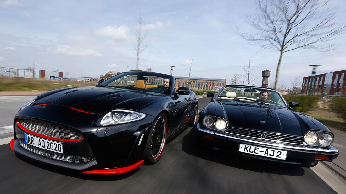 Arden-Jaguar Aj 20 RS, Arden AJ2, Frontansicht