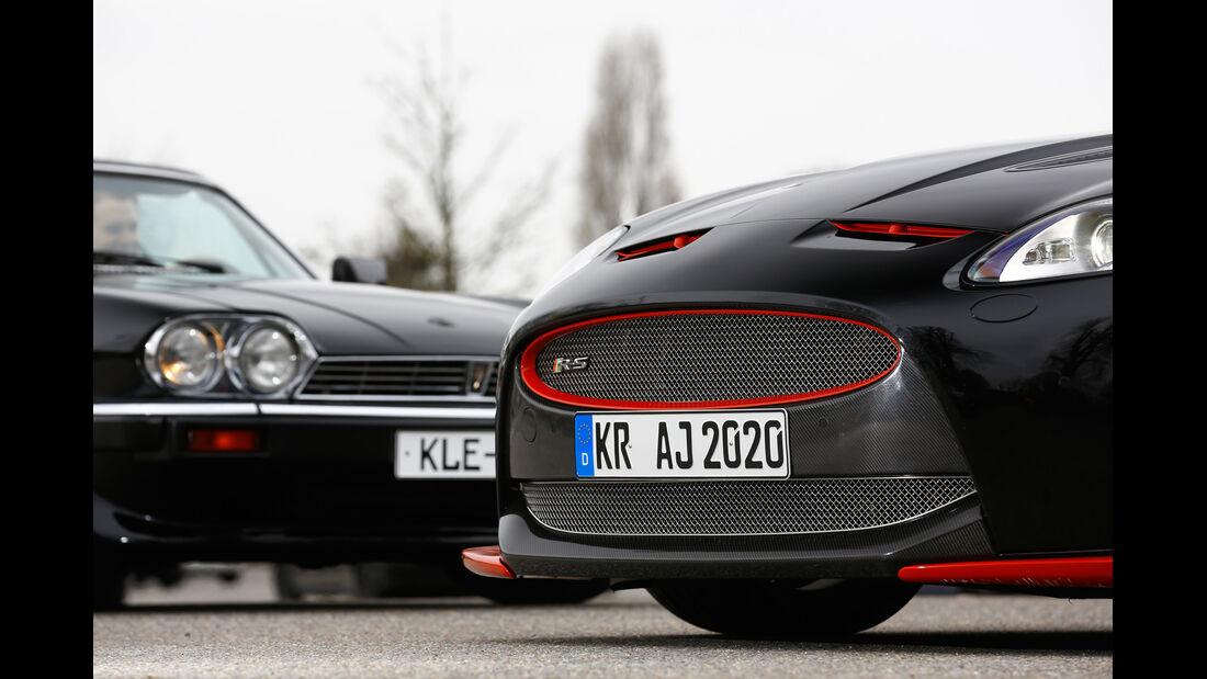 Arden-Jaguar Aj 20 RS, Arden AJ2, Kühlergrill