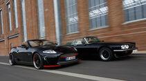 Arden-Jaguar Aj 20 RS, Arden AJ2, Seitenansicht
