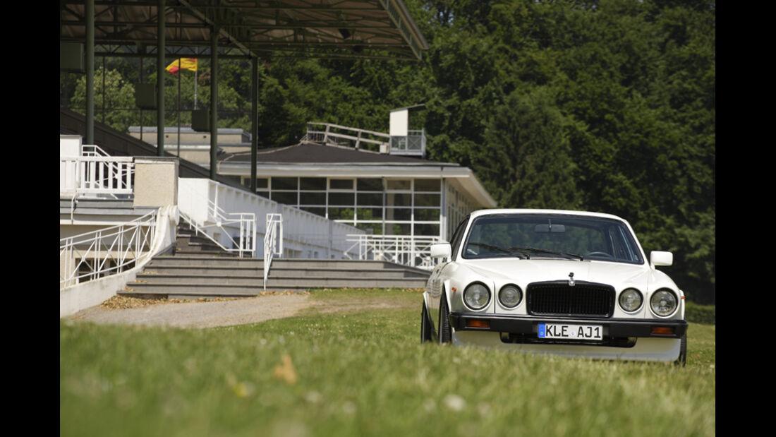Arden-Jaguar XJ 12, Baujahr 1983