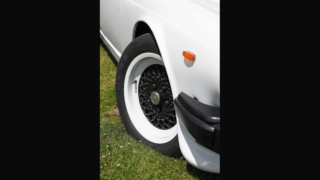 Arden-Jaguar XJ 12, Baujahr 1983, Rad