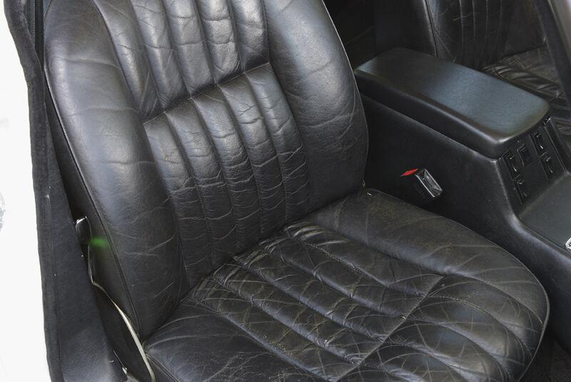 Arden-Jaguar XJ 12, Baujahr 1983, Sitz