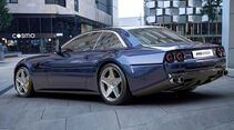 Ares Design Project Pony GTC4 Lusso Umbau