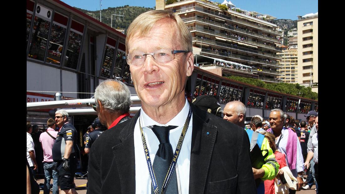 Ari Vatanen - GP Monaco 2013 - VIPs & Promis