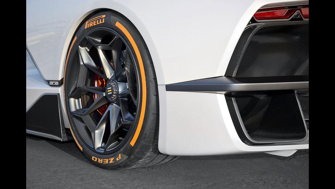 Aria FXE Supersportwagen