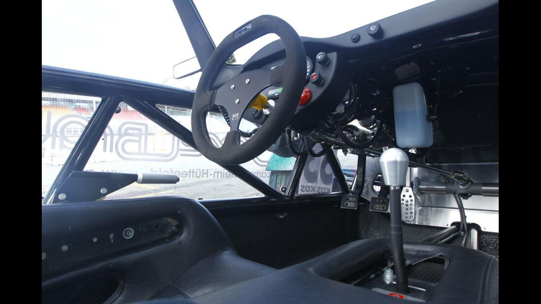 Ariel Atom 3 245, Cockpit