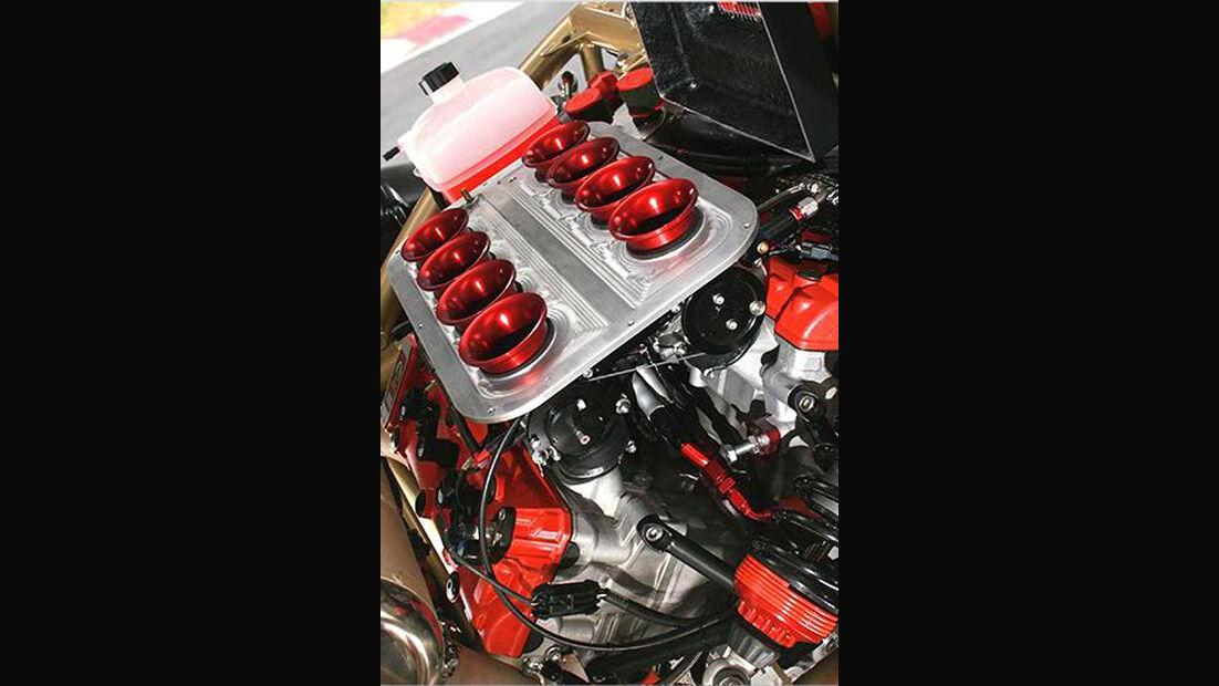 Ariel Atom V8, Motor