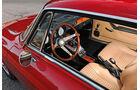 Armaturenbrett des Alfa Romeo 2000 GTV