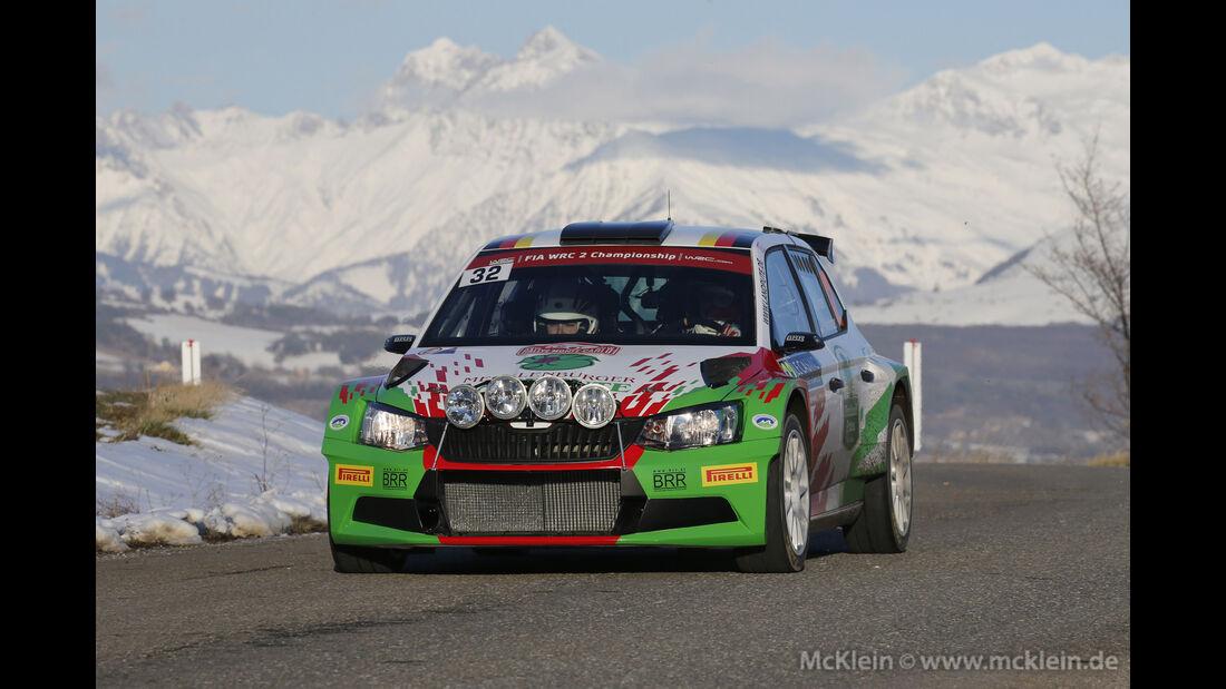 Armin Kremer - Rallye Monte Carlo 2016