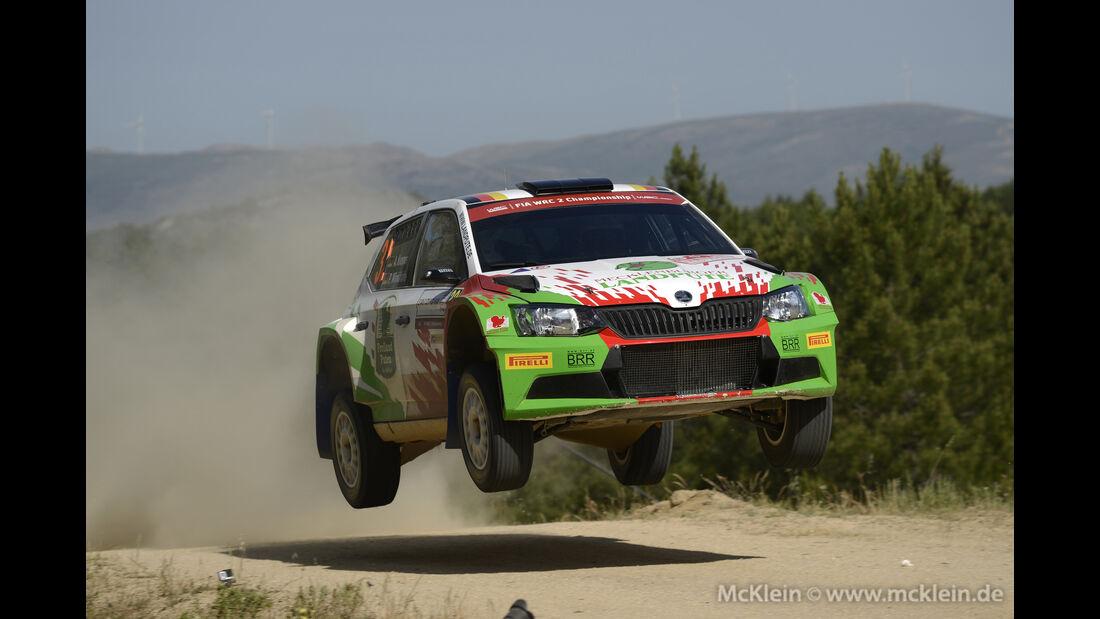 Armin Kremer - WRC - Rallye Italien 2016
