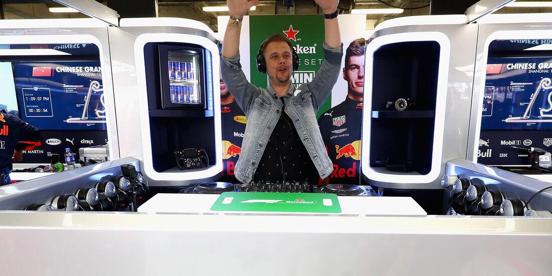 Armin van Buuren - Formel 1 - GP China 2018