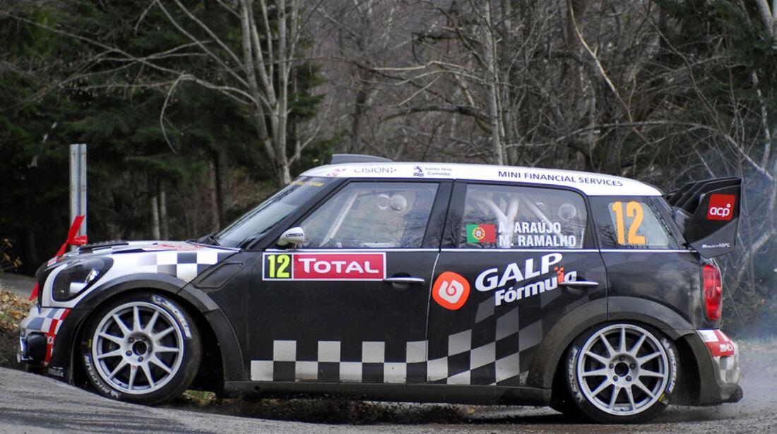 Armindo Araujo Mini Rallye Monte Carlo 2012