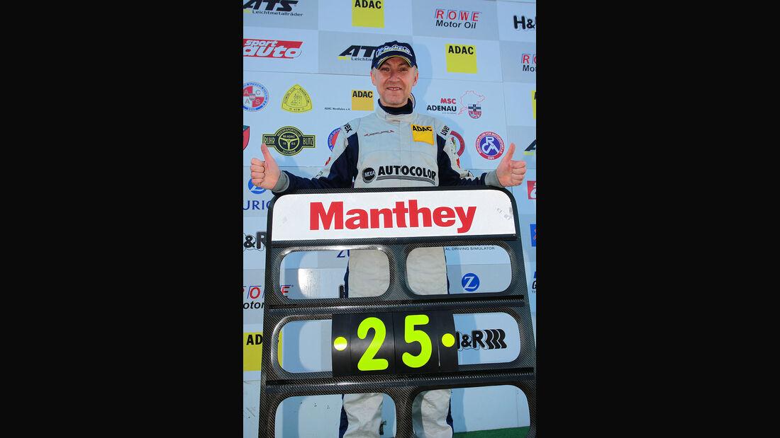 Arno Klasen, Podium Siegerehrung VLN Langstreckenmeisterschaft Nürburgring, 8.Rennen, 24-09-2011