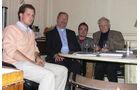 Arnoud op de Weegh, Ard op de Weegh, Kay Hottendorff, Michel Dovaz