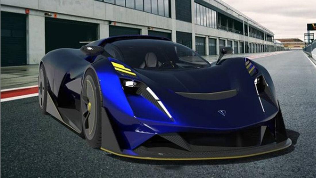 Arrera Automobili Illyrian Pure Sport