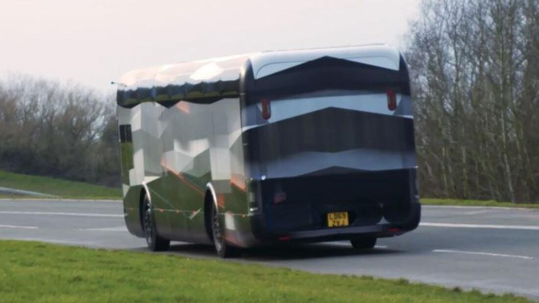 Arrival Elektro-Bus