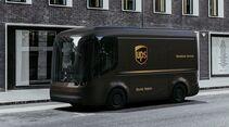 Arrival Elektrotransporter UPS