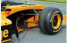 Arrows A23 - Launch - GP Australien 2002