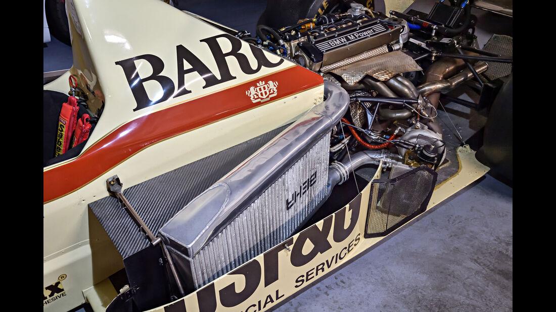 Arrows A8 - Baujahr 1986 - Formel 1 - Rennwagen - BMW Depot