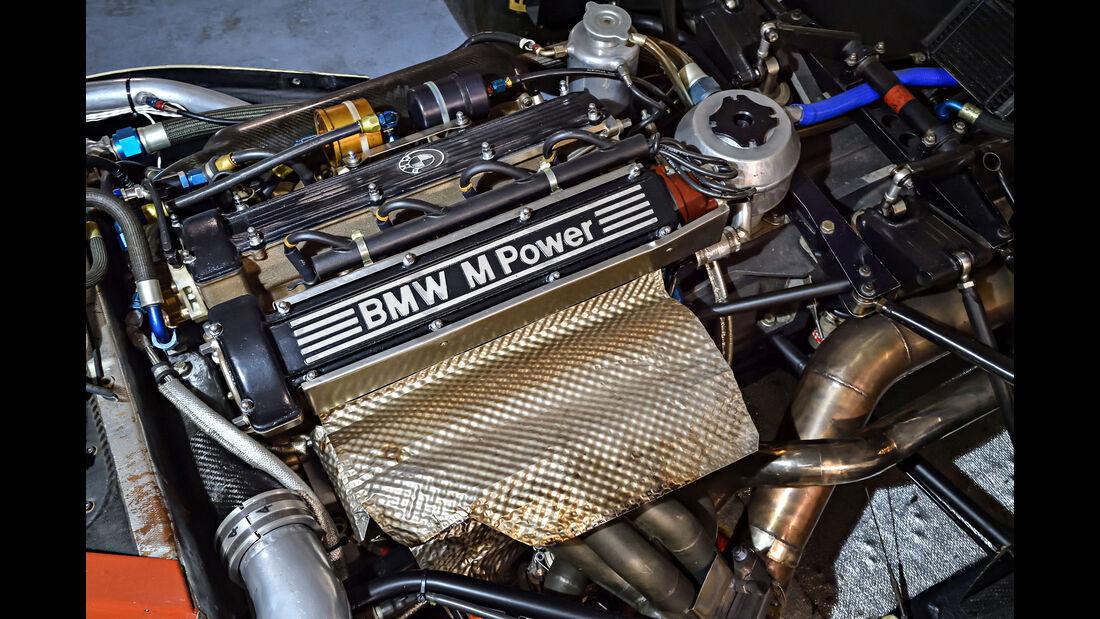 Arrows A8 - Baujahr 1986 - Vierzylinder-Turbo - Formel 1 - Rennwagen - BMW Depot