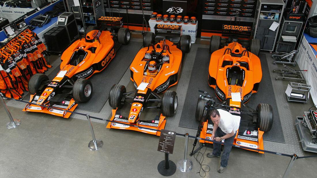 Arrows AX3 - 3-Sitzer - F1