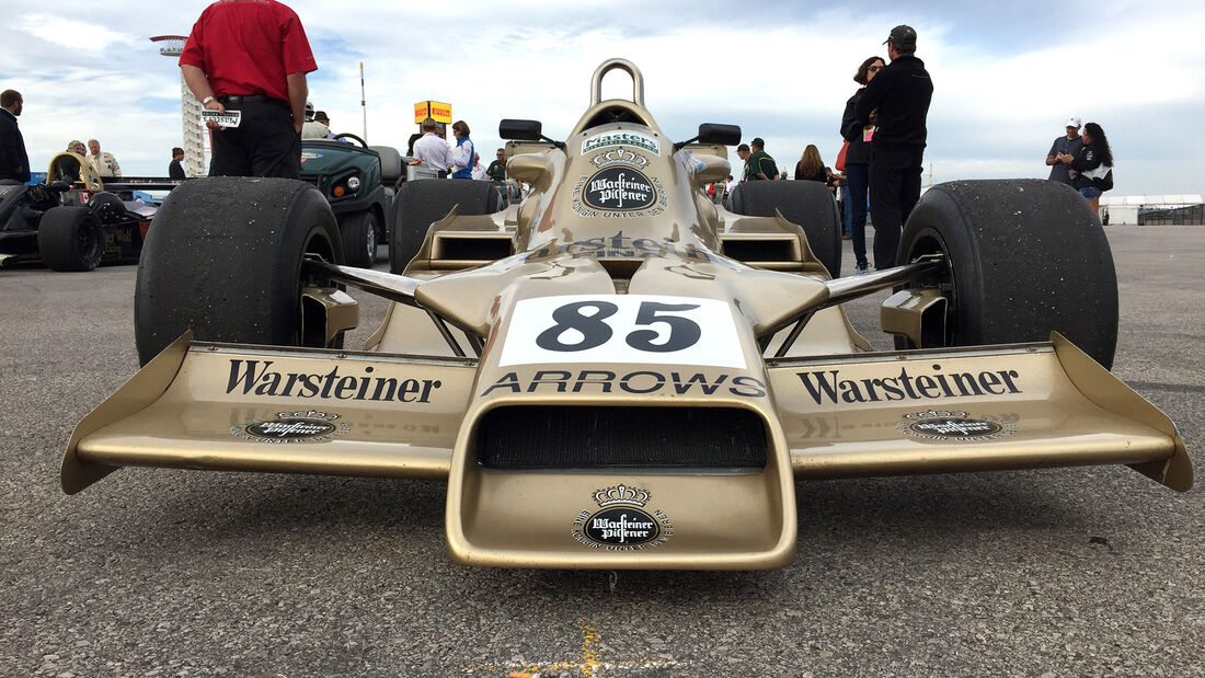 Arrows FA1 - F1 Klassiker - Austin - GP USA 2016
