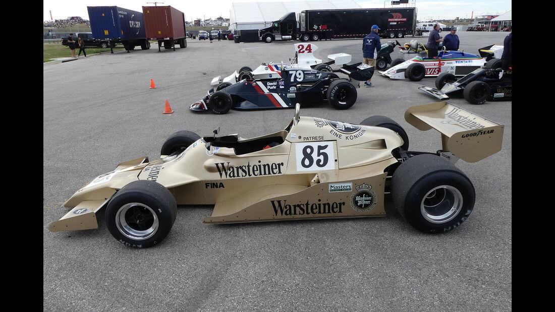 Arrows FA1 - F1 Klassiker - Austin - GP USA 2016