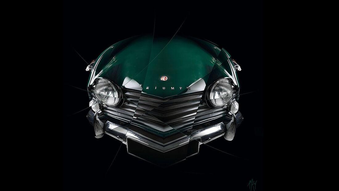 Art Photo Car