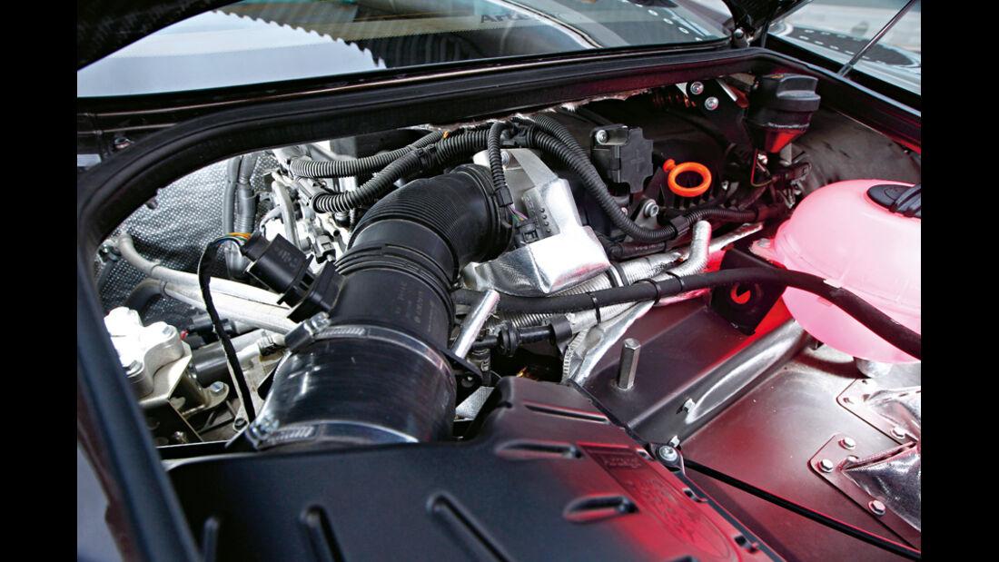 Artega GT, Motor