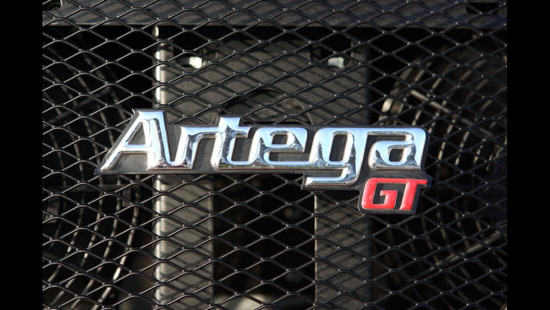 Artega GT Schriftzug