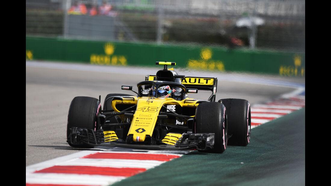 Artem Markelov - Renault - GP Russland - Sotschi - Formel 1 - Freitag - 28.9.2018