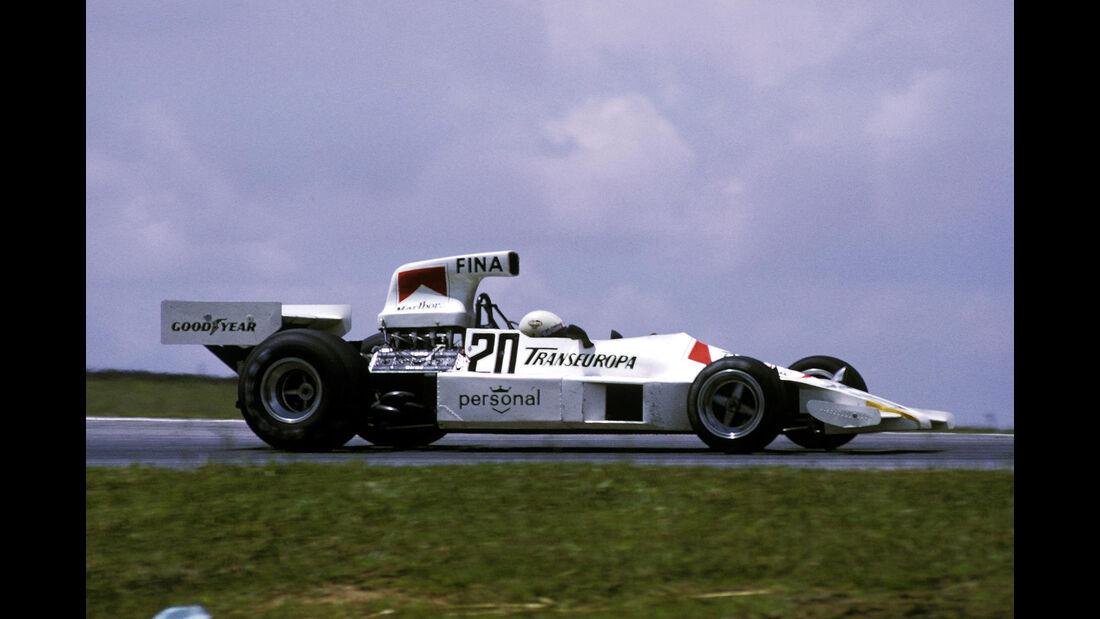 Arturo Merzario - Williams FW03 - GP Brasilien 1975